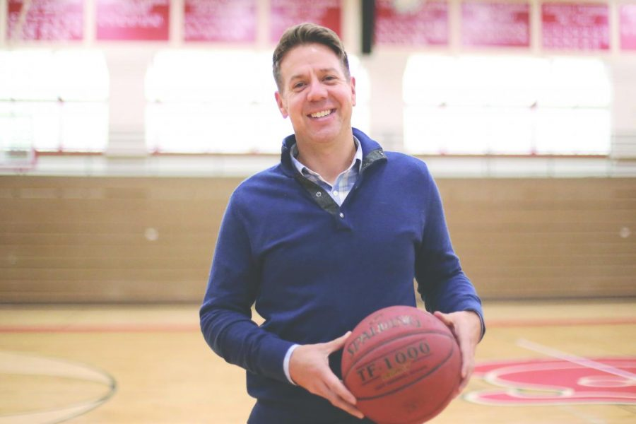 Teacher+Mr.+Jeff+Fix+was+a+boys%E2%80%99+basketball+coach+at+BSM+for+many+years.