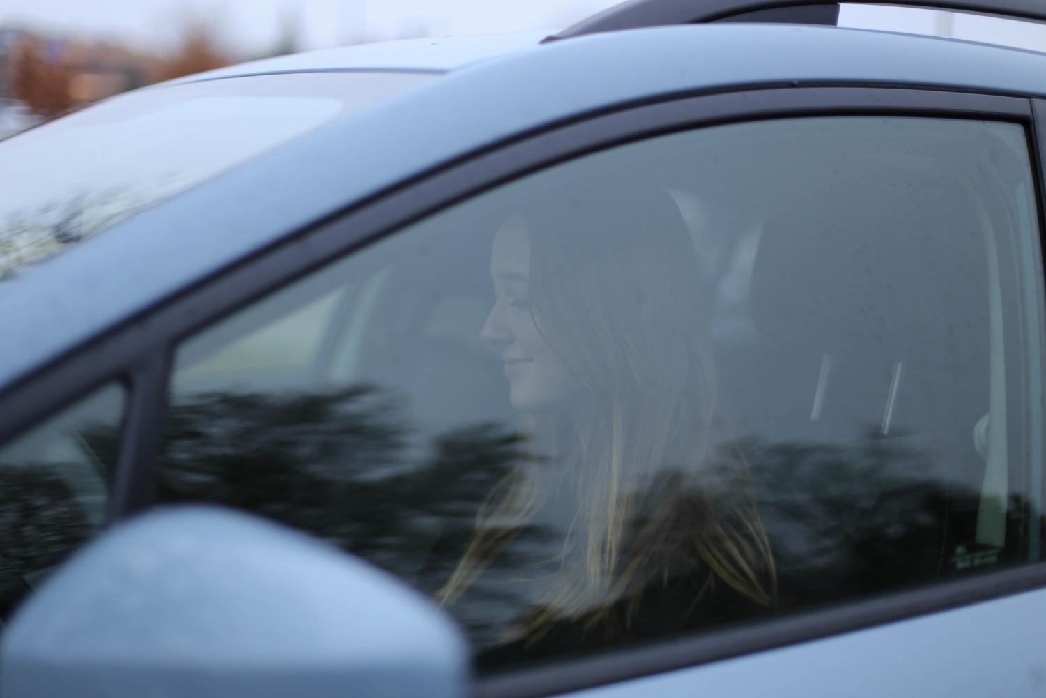 Many students have gotten their driver's licenses so far this year.
