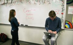 Creative Writing Club promotes writing outside the classroom