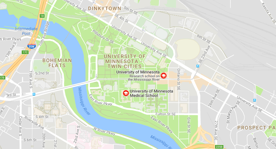 Four BSM alumni attend medical school at the U of M