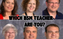 QUIZ: Which BSM teacher are you?