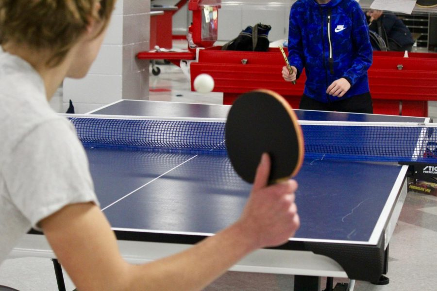 BSMs table tennis team is looking forward to another competitive season.