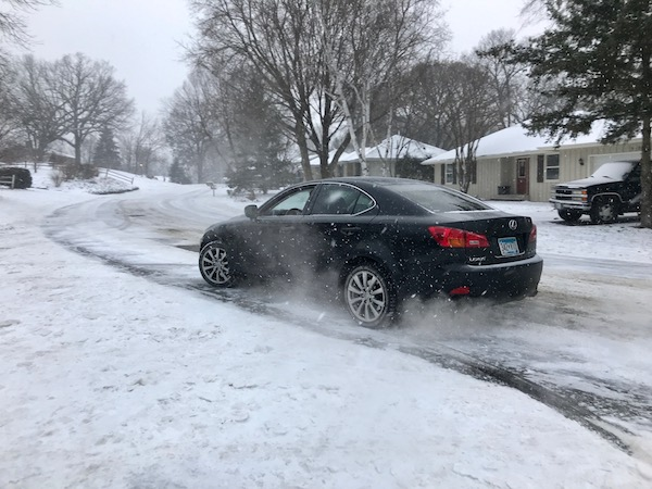 Students and teachers reflect on winter driving experiences
