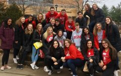 The RKVC students volunteered at Creative Con at the Science Museum of Minnesota.