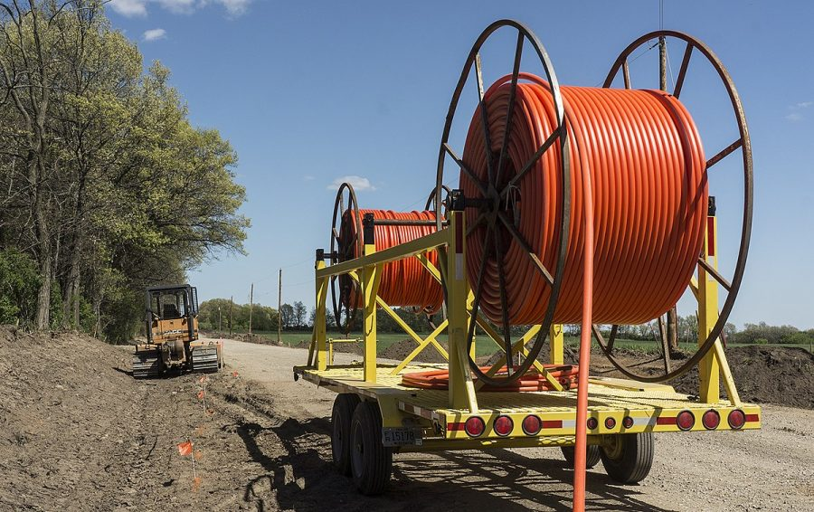 Fiber optic cables means faster internet, but they also bring faster access to harmful content.
