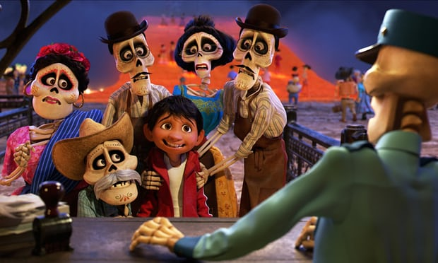 """Coco"" displays Mexican culture in Pixar's new animation"