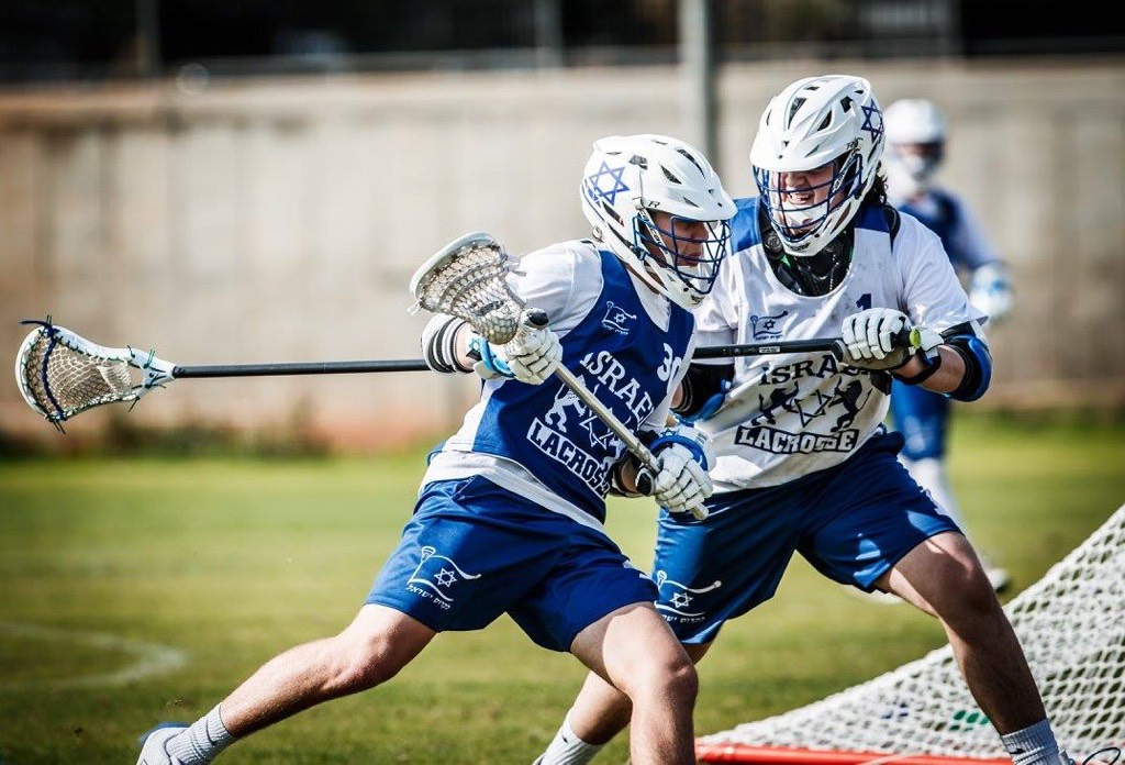 During his time in Israel, Krelitz played for the U19 National Lacrosse Team.