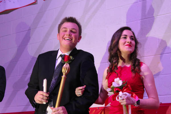 Grand Knight Coronation kicks off the Holiday Ball season