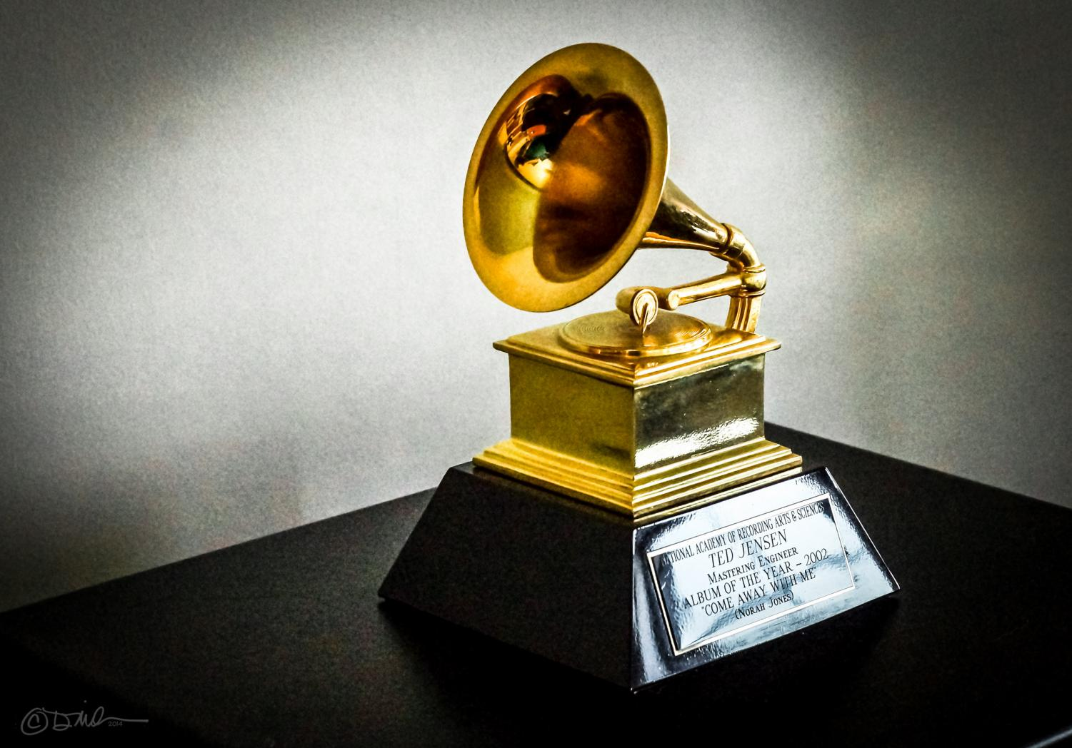 The Grammys award many talented artists from throughout the year.