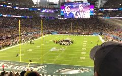 BSM students reflect on their experience attending the Super Bowl