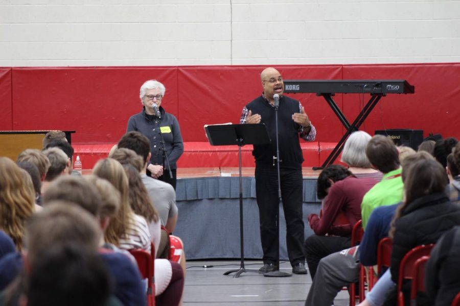 BSM hosts speakers to recognize Black History Month