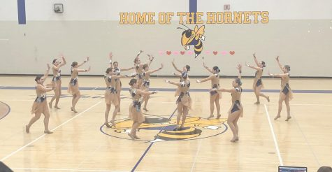BSM Dance Team prepares for State Meet