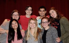High school students have dedicated their time to helping the junior high students succeed.   The student directors this year are seniors Brielle Baker, Maddie Schaefer, Andrew Plouff, and Blake Brown, juniors Luis Moijca and Jenna Ritten, and sophomores Veronica Nowakowski and Nadya Mojica.