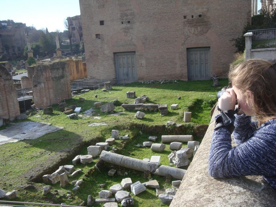 Sophomore Rebecca Twite reflects on her trip to Italy