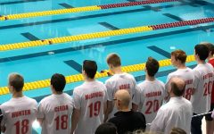 BSM boys' swim had a successful State Meet