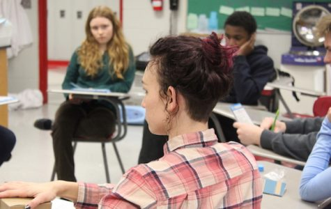 Biomed students use interactive activity to start conversation about death