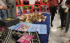 Pulseras sold to celebrate World Language Week