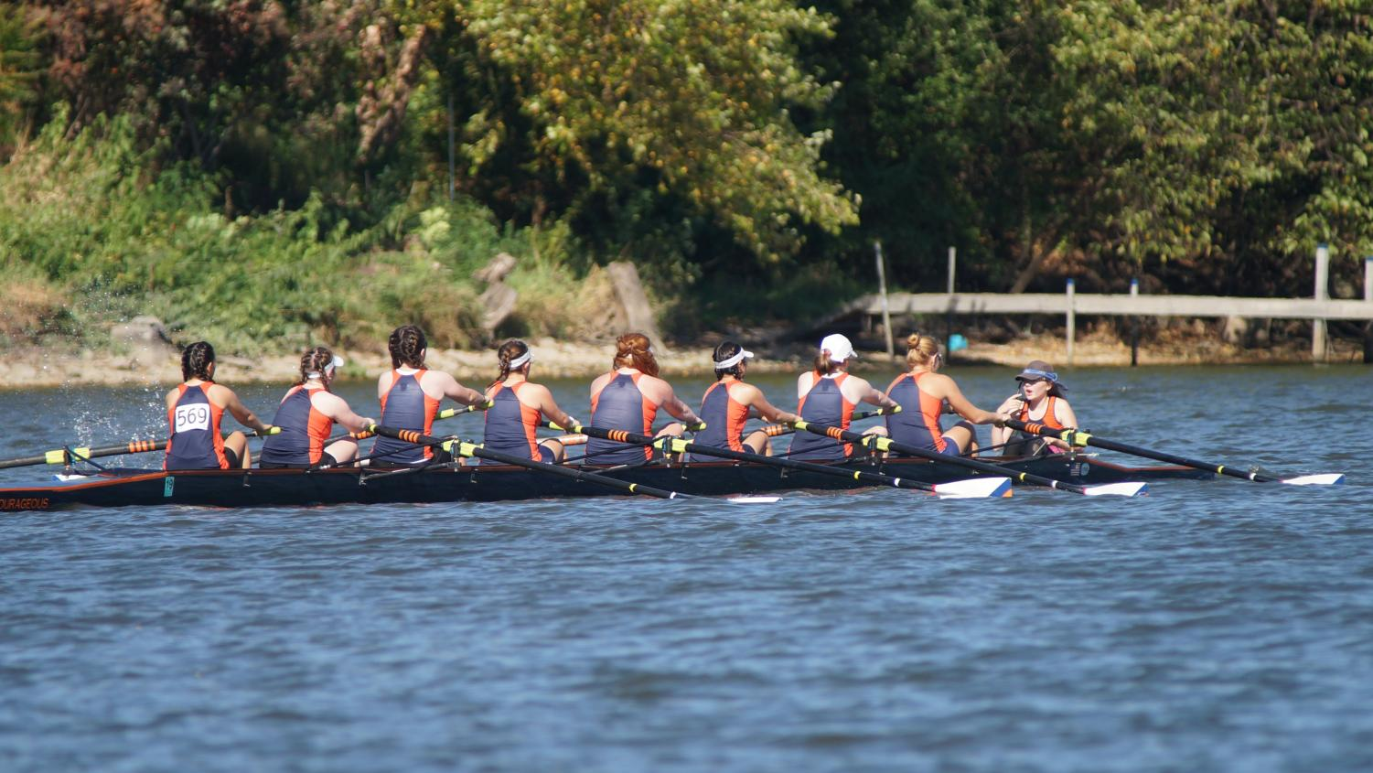 Despite the lack of a BSM rowing team, students with a passion for the sport have found a way to participate. With practices six days a week, sometimes twice a day, the sport requires commitment from the rowers.