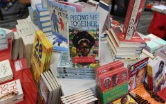 Scholastic Book Fair gives students the opportunity to purchase books and support the school