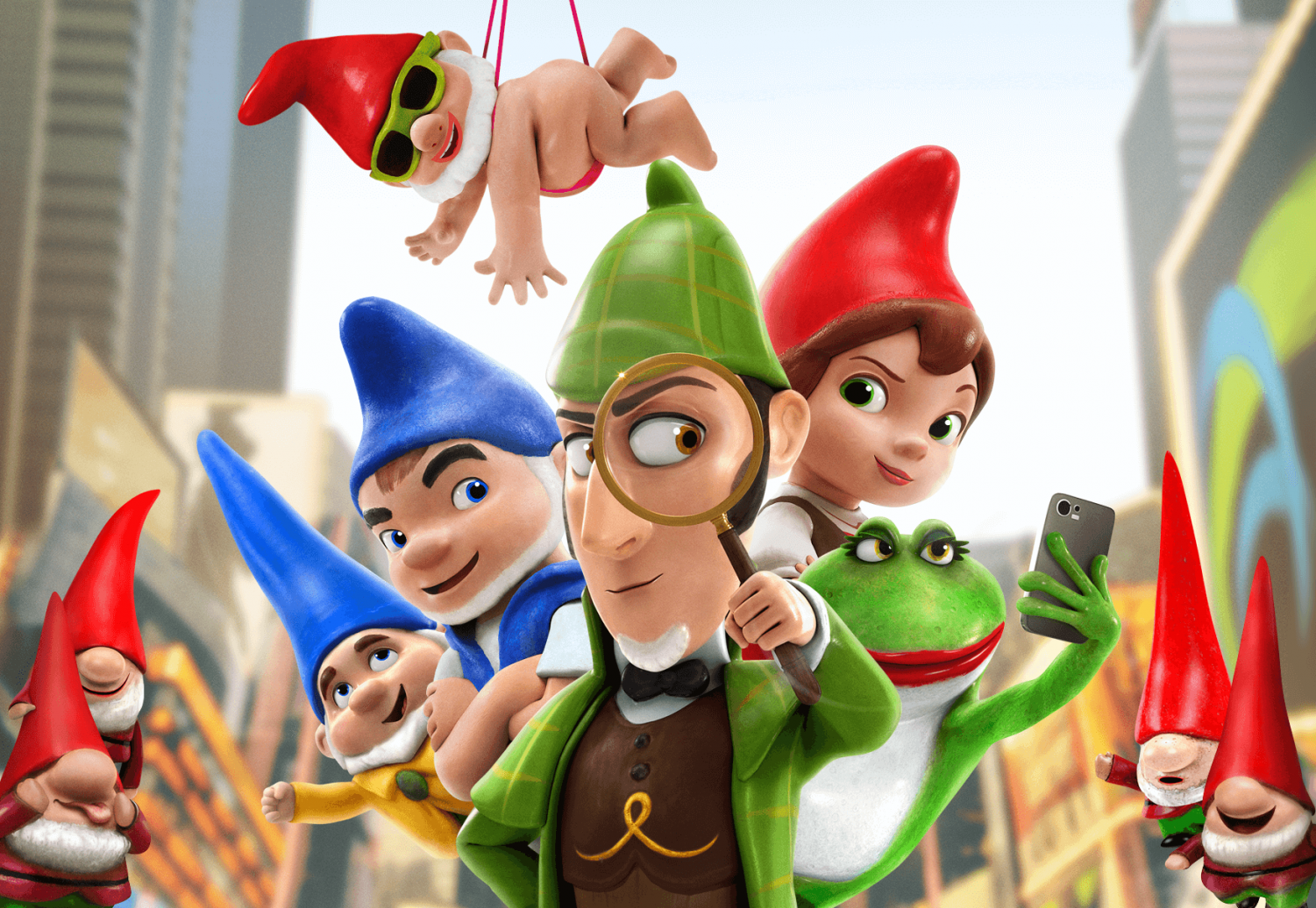 No one expected Sherlock Gnomes to be good. And it was no surprise when critics, even KE's own Brenden Lempe, attacked it and then forgot it.