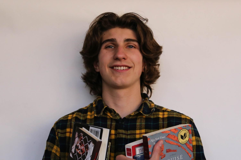 Valedictorian: Santi Lambert