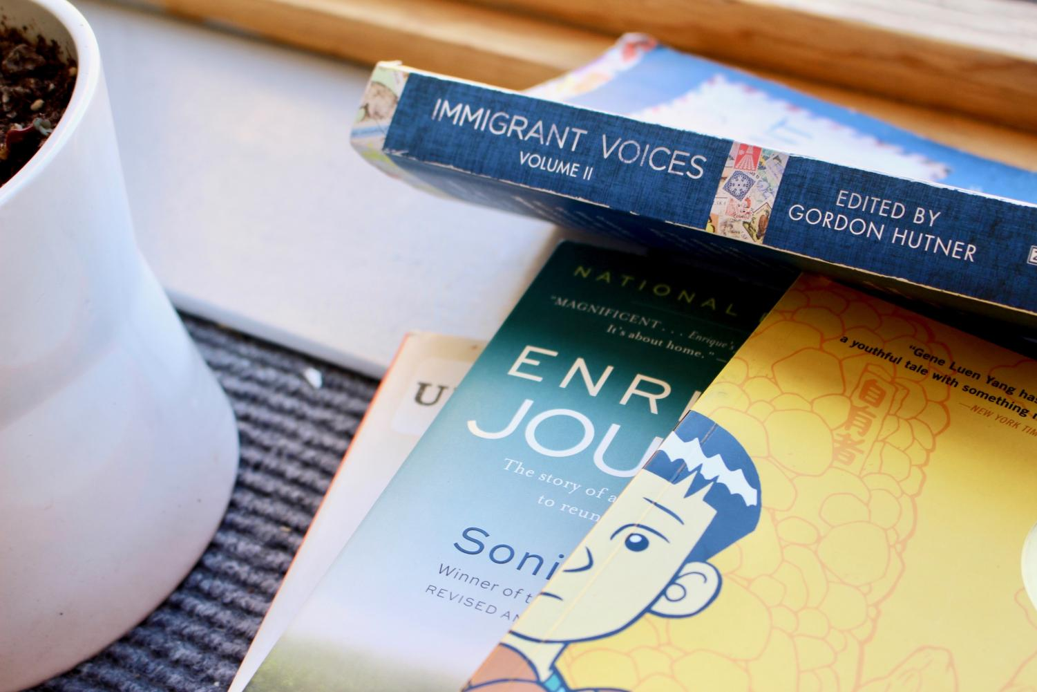 Immigrant Literature reads multiple books over the course of a semester to learn about the lives immigrants and the immigrant experience.