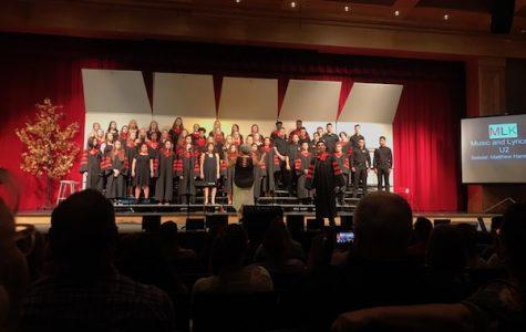 Choir performs at annual spring concert