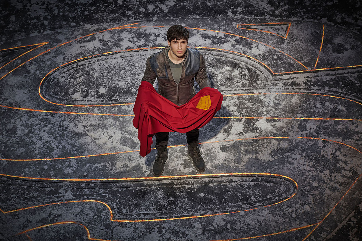 KRYPTON -- Season:1 -- Pictured: Cameron Cuffe as Seg-El
