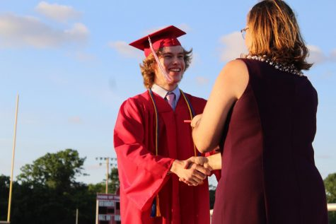 Class of 2018 graduates, leaving an impact on BSM