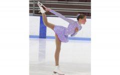 Sophomore Jordan Stanke opens up about her figure skating career