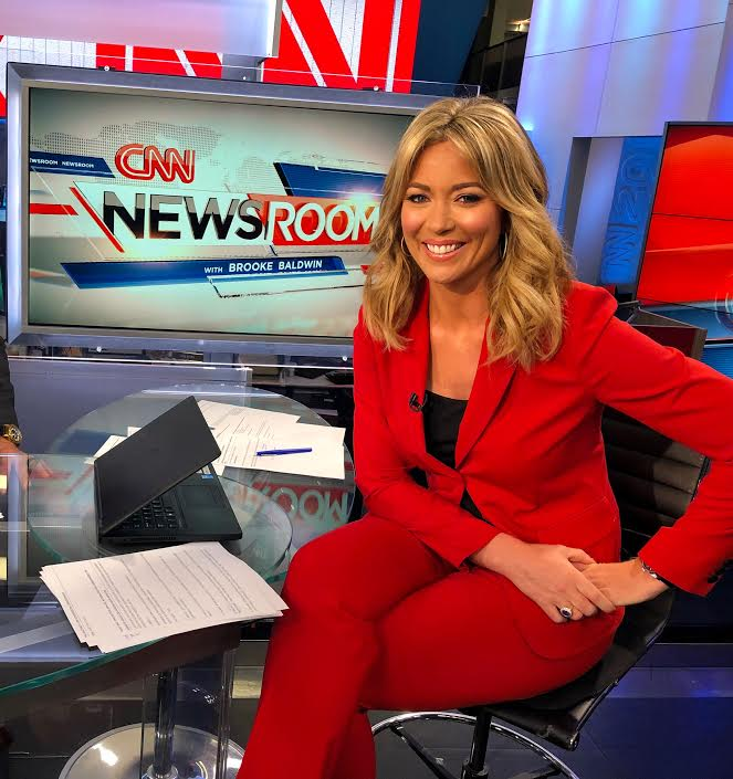 Brooke+Baldwin+is+a+CNN+anchor+who+hopes+to+inspire+women+to+be+involved+in+politics+and+journalism.+