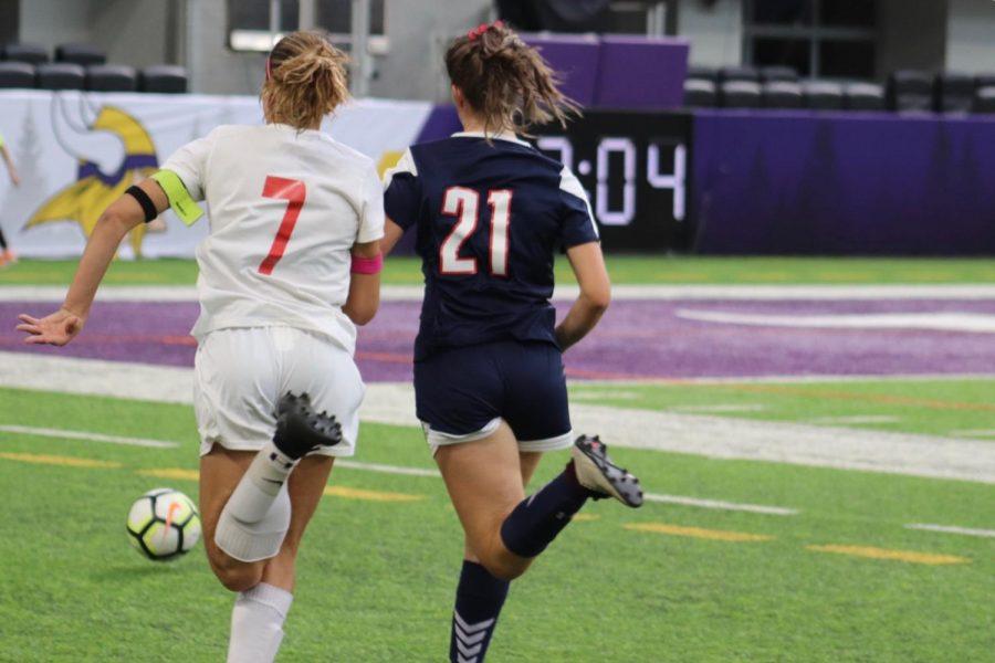 Girls' soccer falls to Orono