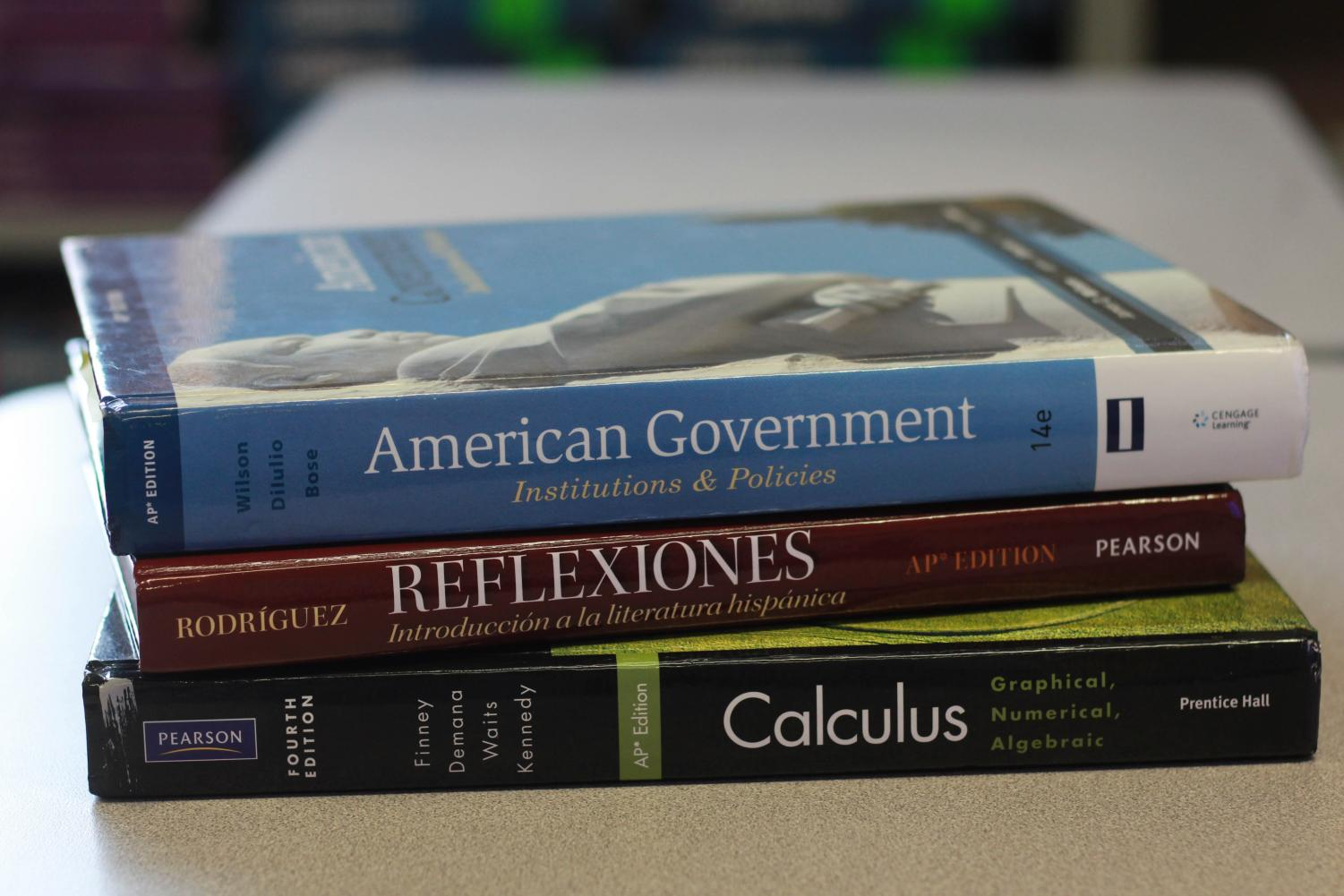 Most AP courses at BSM are characterized by the textbooks students carry to and from class, but despite this workload, they are worth taking.