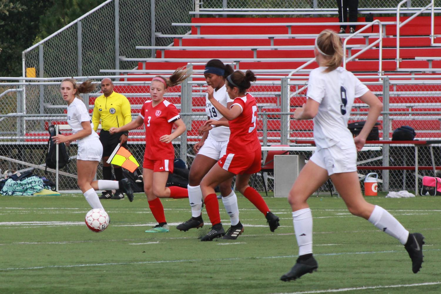 BSM girls' soccer looks to have a successful year.