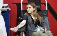 BSM hosts fall blood drive