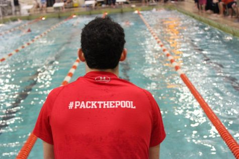 BSM boys' swimming ready to get back into the pool