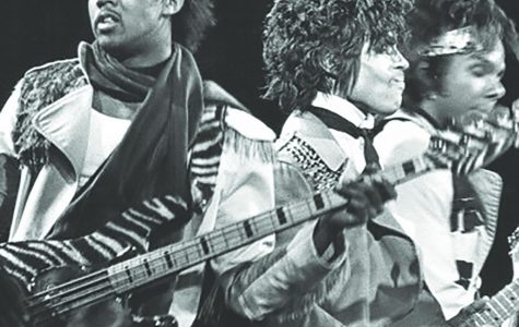 Mark Brown shares his story of being Prince's bass player