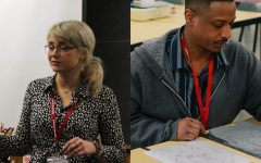 Art department welcomes two new teachers