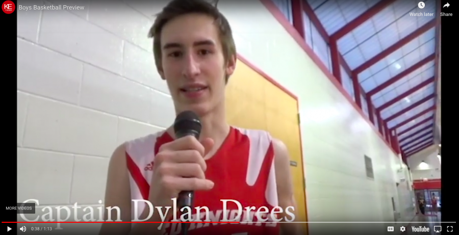 Boys' basketball prepares for upcoming season