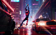 Spider-Man: Into the Spider-Verse pushed the limits graphically; the colors were vivid and capturing.