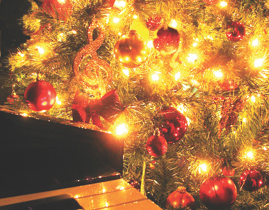 Frannie Scherer will listen to Christmas classics in December, but that's it.
