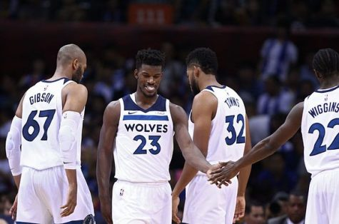 The Minnesota Timberwolves organization needs to get back on track