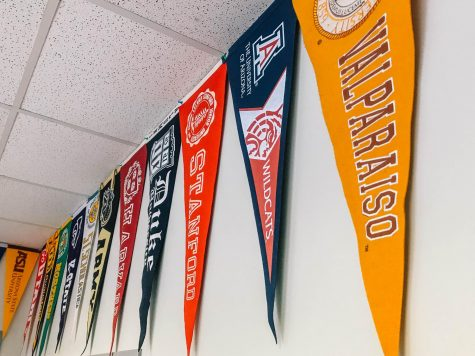 Seniors reflect on college application deadlines and decisions