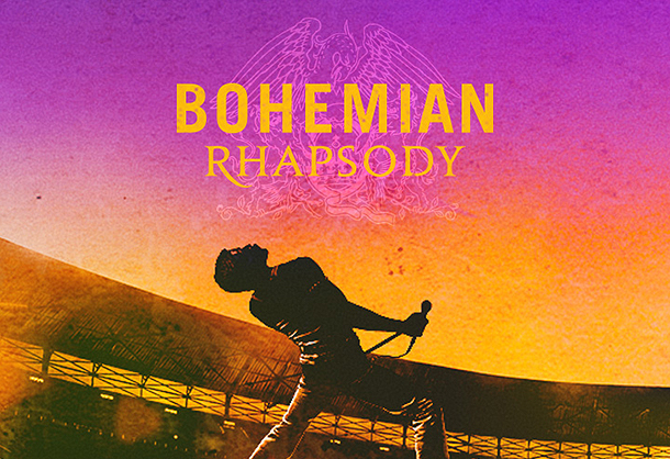 Bohemian Rhapsody brings viewers an inside look on Queen's Freddy Mercury.