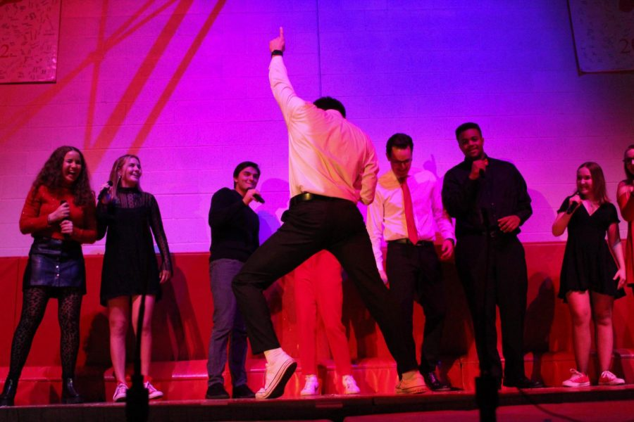 BSM hosted a cappella festival