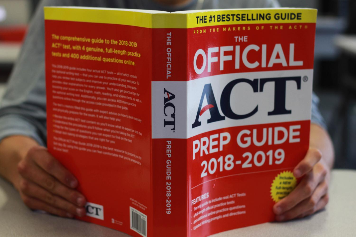 The new ACT classes that were provided for juniors have some problems that should be addressed.