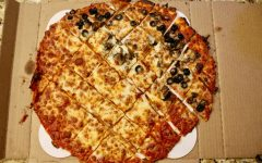 Tussle of the toppings