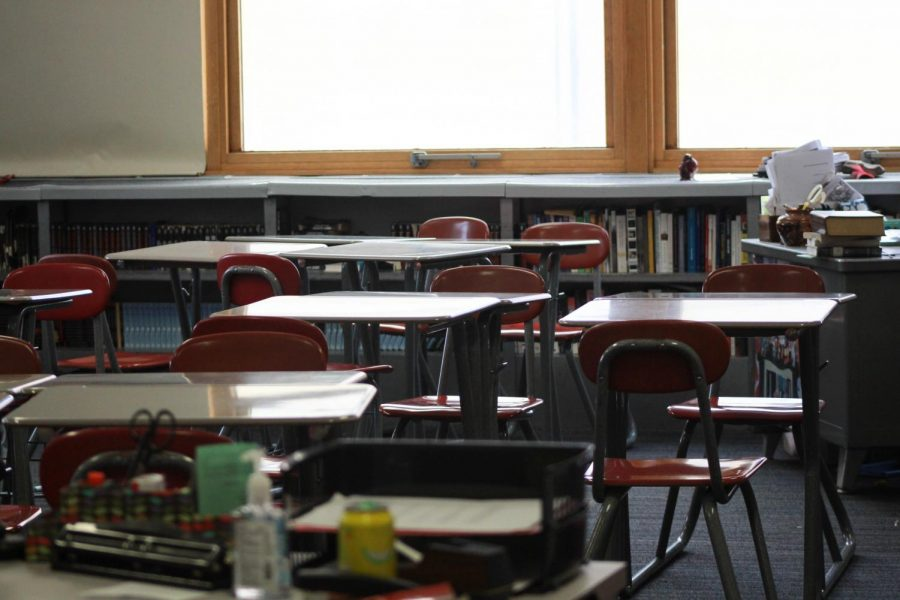 Classrooms had to be emptied due to a gas leak from BSM's neighbor Beth El Synagogue.