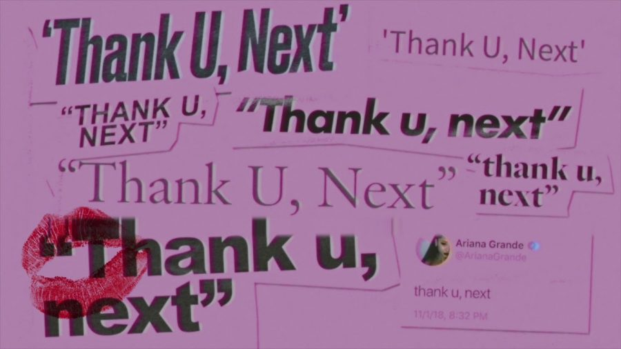 """Ariana Grande's """"thank u, next"""" music video is entertaining and poignant"""