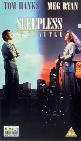 Sleepless in Seattle is so good, you too will be sleepless after watching it.